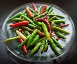 bird's eye chilies