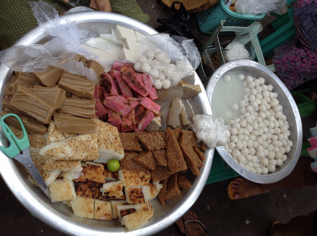 Welcome to myanmar gluten free thailand street food desserts based on rice tapioca coconut and coconut milk forumfinder Image collections