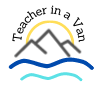 Teacher in a Van
